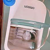 OMRON DuoBaby Inhalador con aspirador nasal 2 en 1, especialmente diseñado para bebés: alivia la congestión nasal y trata afecciones respiratorias