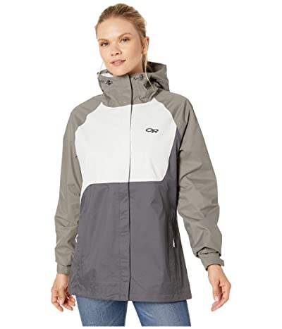 Outdoor Research Apollo Jacket (Storm/Pewter/Smoke) Women