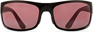 Sunglasses | Men's | Haleakala 419 | Wrap Frame, Polarized Lenses, with Patented PolarizedPlus2 Lens Technology