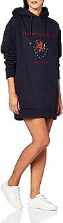 Tommy Hilfiger Women's KRISTAL HOODED L/S Dress
