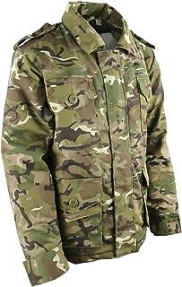 Kombat UK Unisex Kids Safari Jacket