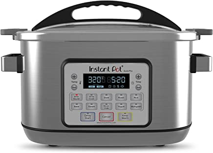 Aura Pro Multi-Use Programmable Slow Cooker with Sous Vide