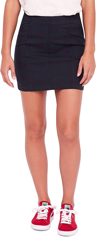 Free People Womens Modern Femme Mini Skirt