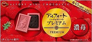 ブルボン アルフォートミニチョコレートプレミアム濃苺 12個×10箱...