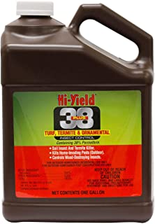 38 PLUS TURF, TERMITE & ORNAMENTAL INSECT CONTROL