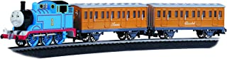 Bachmann Trains - Thomas & Friends Thomas with Annie and Clarabel Ready to Run Electric Train Set - HO Scale