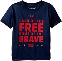 Land of the Free Short Sleeve (Toddler)