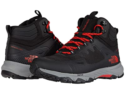 The North Face Ultra Fastpack IV Mid Futurelight (TNF Black/Fiery Red) Men