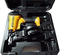 Bostitch rn46K de 1de S ct techo cartón Clavadora Clavadora Neumática Coil Nailer 45mm en maletín de transporte