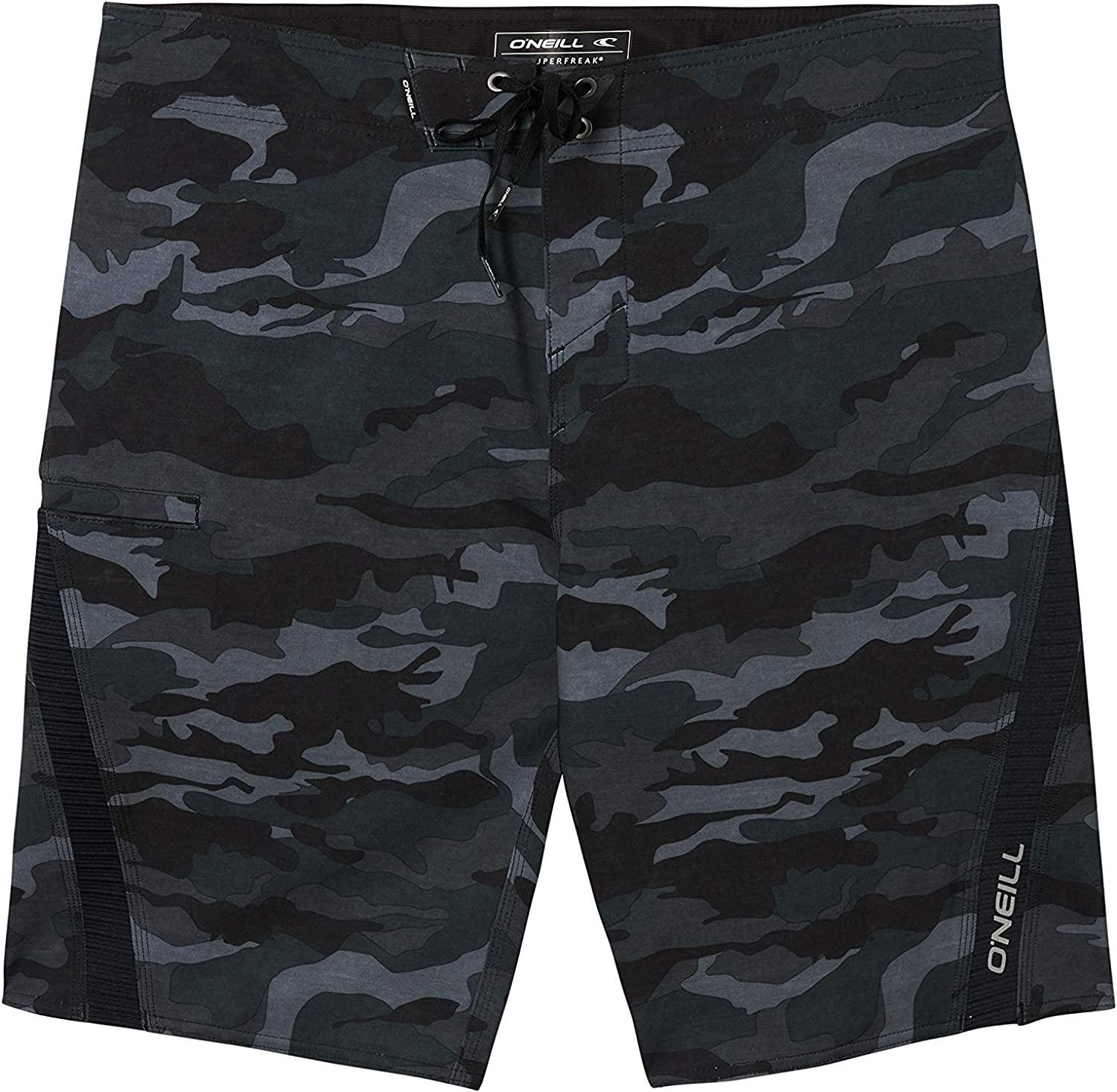 O'NEILL Men's NEW before National products selling Water Resistant Hyperfreak Stretch Swim Boardshort