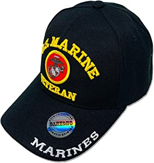 U.S. Marine Hat - Official Licensed US Marine Corp Military Baseball Cap