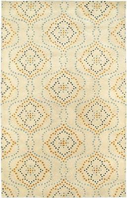 Kaleen Rosaic Collection Hand Tufted Rug 2 6 X 8 Beige Furniture Decor