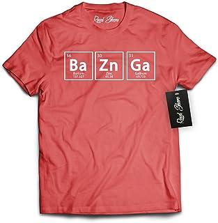Revel Shore Bazinga Chemical Element Big Bang T-Shirt