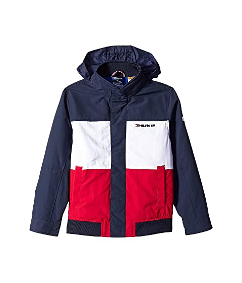 5d256527 Tommy Hilfiger Adaptive Regatta Jacket with Magnetic Buttons (Little ...