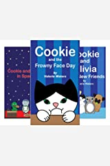 Cookie and Olivia (4 Book Series) Kindle Edition