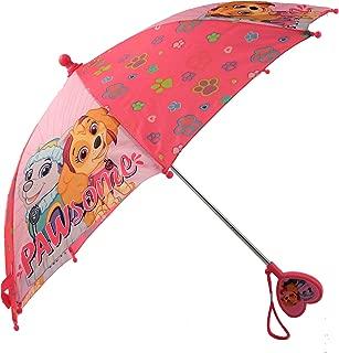 Little Girls Paw Patrol Character Rainwear Umbrella, Ages 3-7