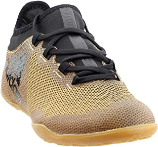 adidas Mens X Tango 17.3 Indoor Soccer Athletic Cleats,