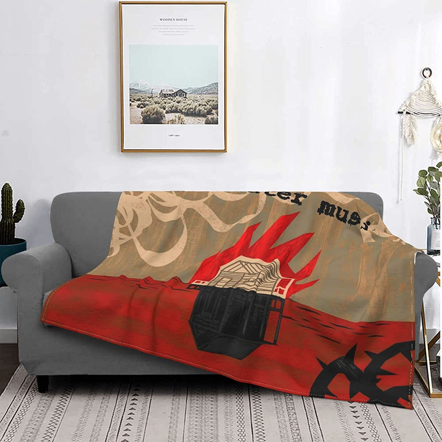 Ho_T Wa_TER M_Usi_C Excellence Super Soft Luxurious Cozy Fuzzy Lightweight 2021 autumn and winter new