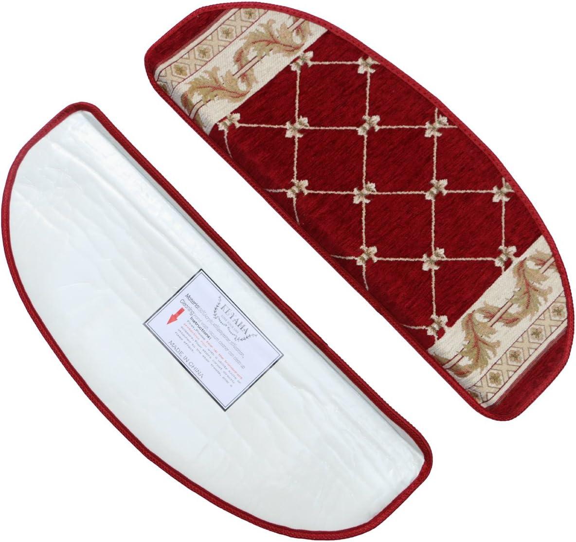 KEYAMA 1 Piece Acrylic High-Grade Sector Bullnose Manufacturer direct delivery Under blast sales Grid Carpet St