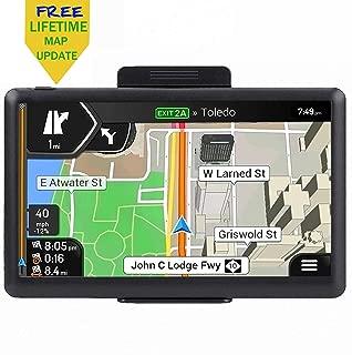 portable car navigation