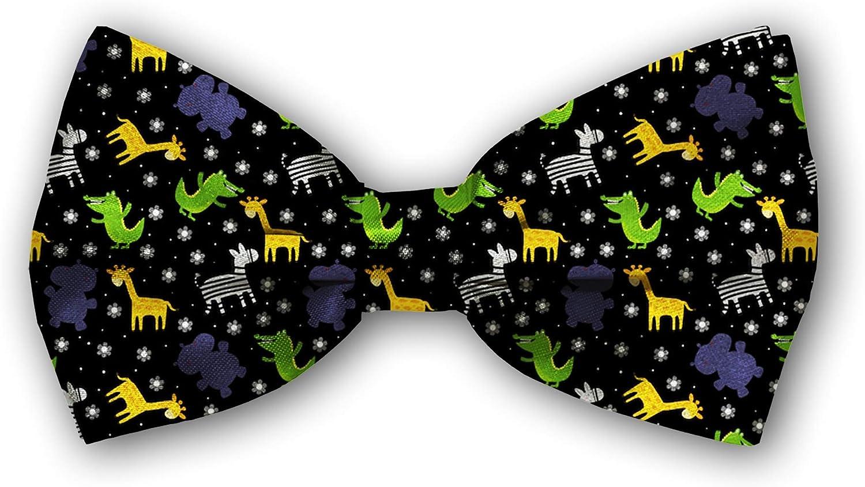 Bow Regular store Tie Tuxedo Butterfly Cotton for Jacksonville Mall Boys Adjustable Mens Bowtie