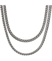 John Hardy - Classic Chain Mini Necklace 2.5 mm.
