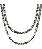John Hardy - Classic Chain Mini Necklace 2.5 mm.