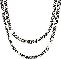 Classic Chain Mini Necklace 2.5 mm.