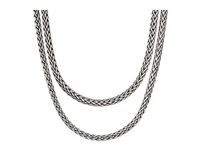 John Hardy Classic Chain Mini Necklace 2.5 mm. (Silver) Necklace