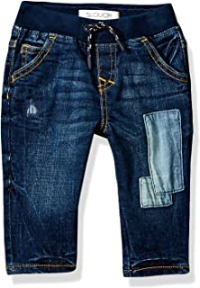 Baby Boys Relaxed Fit Denim