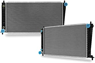 CU2136 2-Row Radiator Replacement for Ford Expedition F-150 F-250 F-350 Lobo 1997 1998 1999 2000 2001 2002 V8 4.6L 5.4L