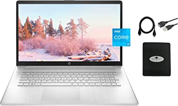 2021 Newest HP 17.3 Inch HD+ Bussiness Laptop, Intel 11th...