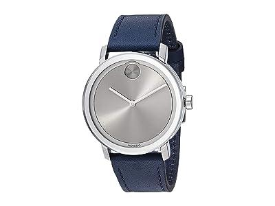 Movado Bold Evolution 3600507 (Grey/Blue) Watches