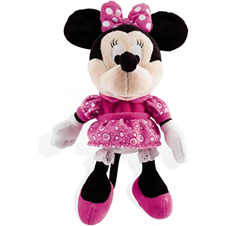 Neu blau 25 cm Simba 6315870211 Disney Minnie im Dirndl