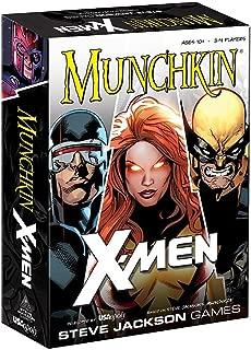 USAOPOLY X-Men Munchkin Card Game