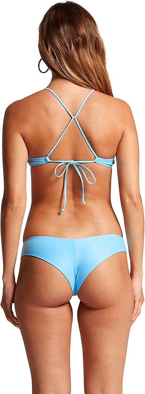 Volcom Women's Simply Solid Cheekini Bikini Bottom