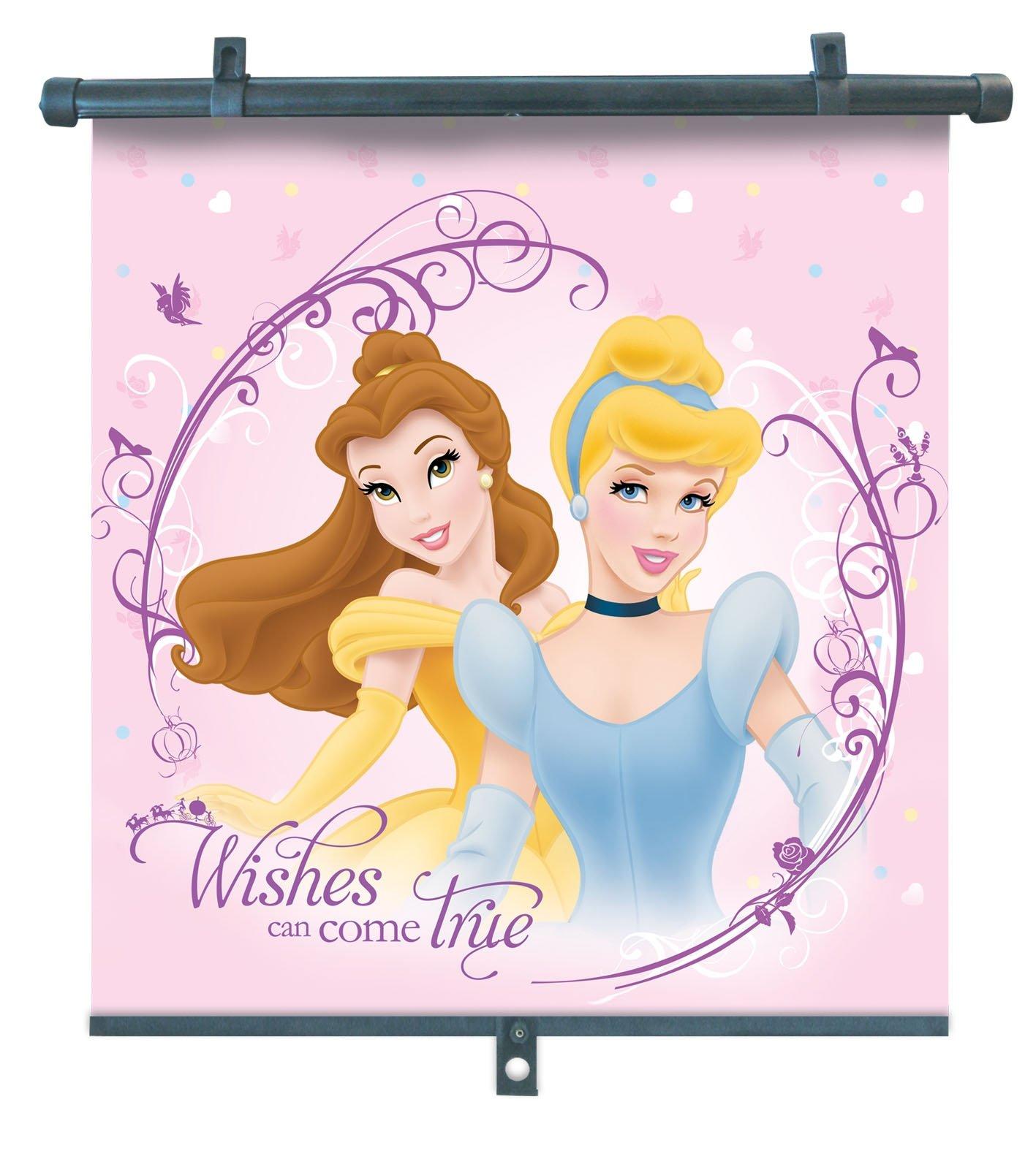 Disney 29055 - Kit de parasol enrollable, diseño de princesas: Amazon.es: Coche y moto