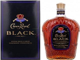 Crown Royal BLACK Blended Canadian Whisky 45,00% 1,00 Liter