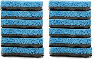 Heavy-duty Scrubbing Sponge Does Not Scratch And Oil-resistant Cellulose Can Be Used For Kitchen, Household Tableware, Bat...