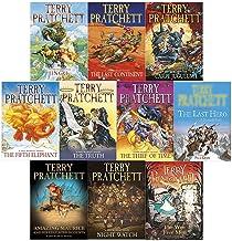 Terry pratchett Discworld novels Series 5 and 6 :10 books collection set