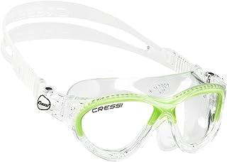 Cressi Cobra Kid Premium Occhialini per Il Nuoto, Ottimi per Piscina e Snorkeling, per Bambini da 7 a 15 Anni