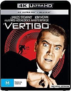 Vertigo [2 Disc] (4K Ultra HD + Blu-ray)
