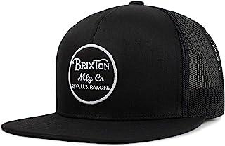 Brixton قبعة ويلر للرجال متوسطة الحجم قابلة للتعديل شبكة