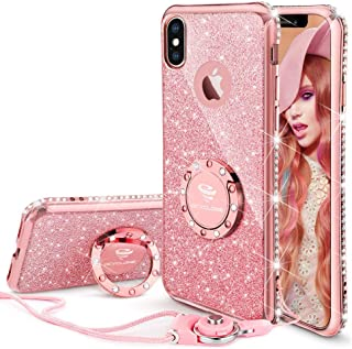 Computer & Office Shiny Bling Diamond Case For Iphone X Xs Xr Xs Max Soft Silicone Glitter Cover For Apple 6 6s 7 8 Plus Clear Tpu Gel Back Case Bright Luster Tablet Accessories