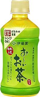 伊藤園 エコPET おーいお茶 緑茶 (レンチン対応) 345ml×24本