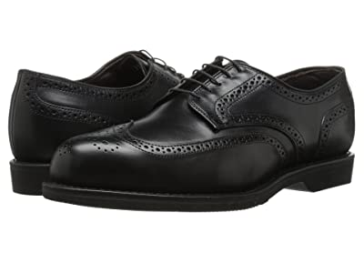 Allen Edmonds LGA (Black Leather) Men