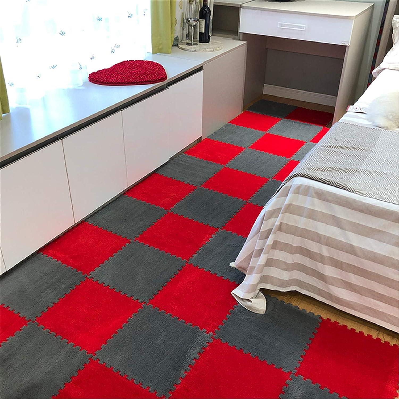 KXMYT Baby Puzzle Crawling Soft Foam Mats wi Sale Sale price price Floor Interlocking