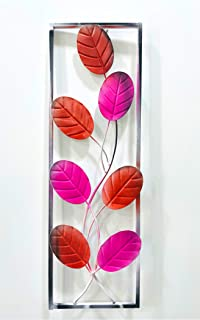 BS AMOR Wall Mounted Metal Large Tree of Life Wall Art Sculpture Decor | Hanging for Home, Living Room Vintage Modern Deco...