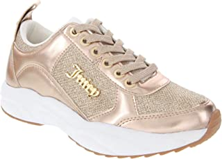 JUICY COUTURE Steam 4 Women Lace Up Fashion Sneaker Casual Shoes