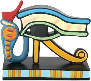 StealStreet Wedjat Eye of Horus Collectible Egyptian Sculpture